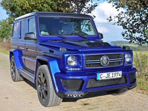 2014 GSC - Mercedes G Klasse