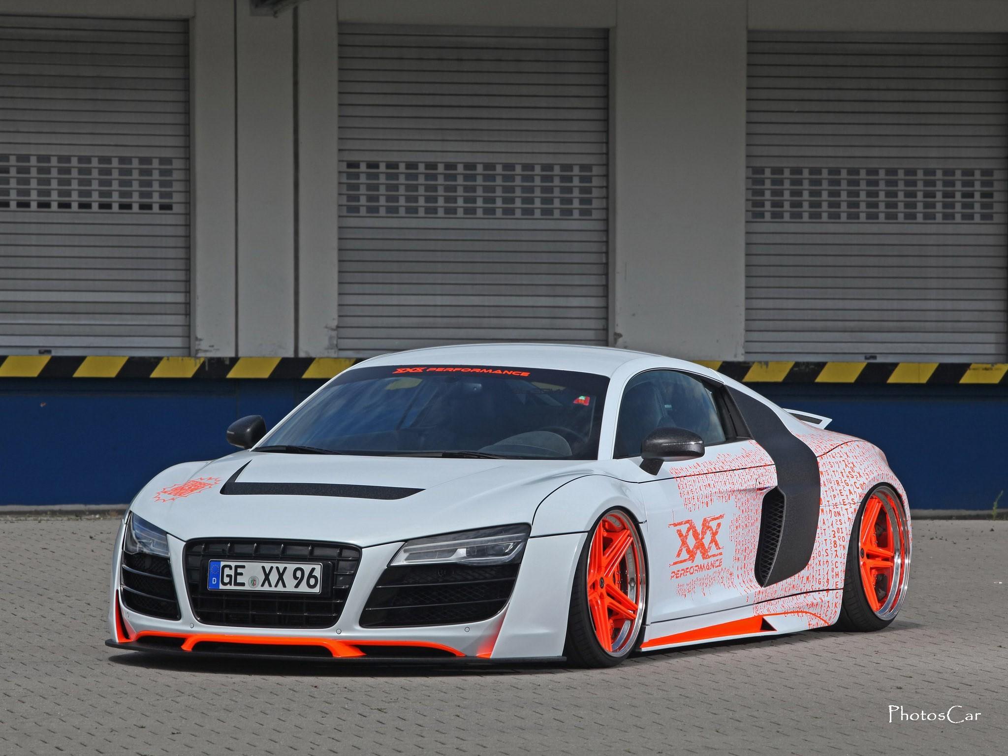 2014 xXx Performance - Audi R8