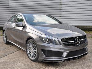 2015 GSC - Mercedes Classe A W176