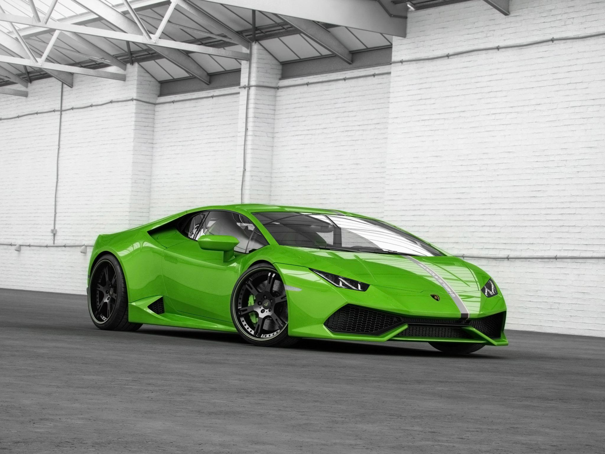 2015 Wheelsandmore Lamborghini Huracan