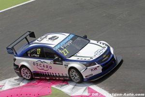 2015 Wtcc - Marrakech - John Filippi - Chevrolet Cruze