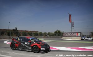 2015 Wtcc - Marrakech - Norbert Michelisz - Honda Civic