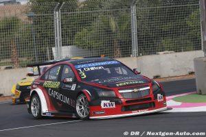 2015 Wtcc - Marrakech - Tom Chilton - Chevrolet Cruze