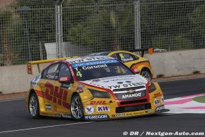 2015 Wtcc - Marrakech - Tom Coronel - Chevrolet Cruze
