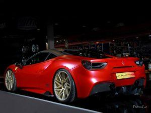 2015 xXx Performance - Ferrari 488 GTB