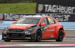 Wtcc 2016 - Paul-Ricard - Yvan Muller - Citroen C-Elysee