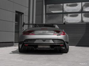 2016 Wheelsandmore - Aston Martin V12 Vantage GT12 VIP Edition