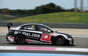 2016 Wtcc - Paul-Ricard - Chevrolet - Rene Munnich