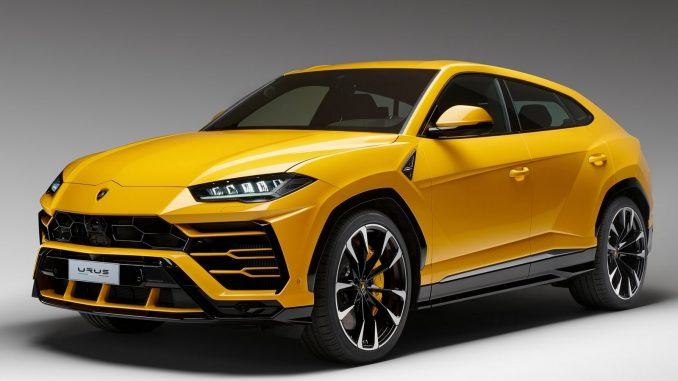 lamborghini urus 2019 le suv le plus rapide du moment photoscar. Black Bedroom Furniture Sets. Home Design Ideas