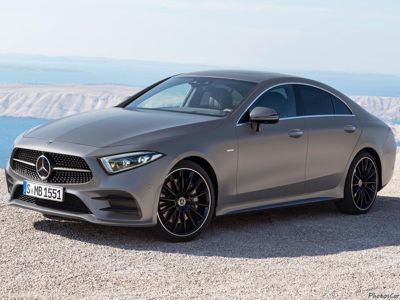 Mercedes Benz CLS 2019 – Une berline de luxe au design dynamique.