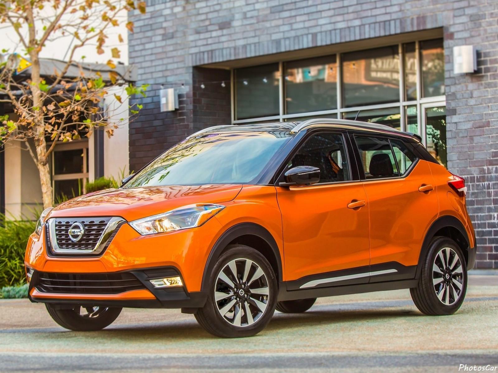 Nissan Kicks Version US 2018 dans la gamme du crossover compact