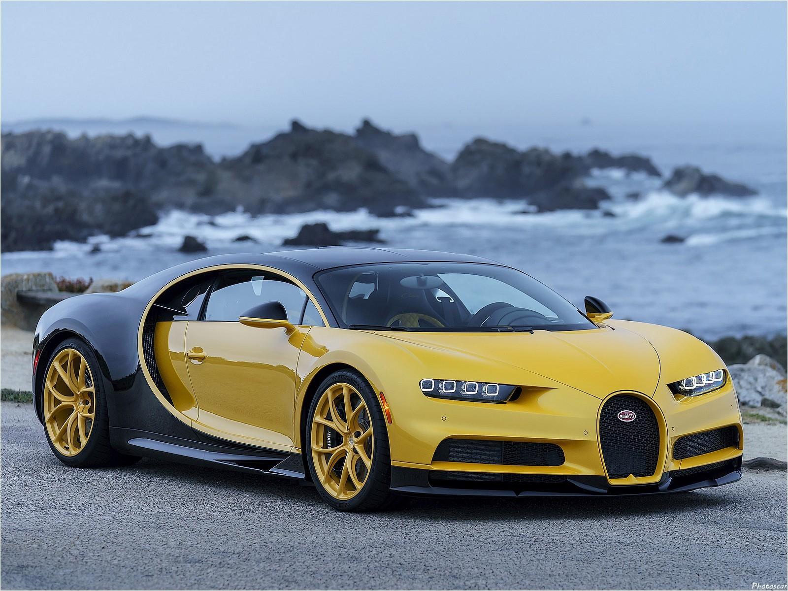Bugatti Chiron USA 2016 – La première est livré aux États-Unis