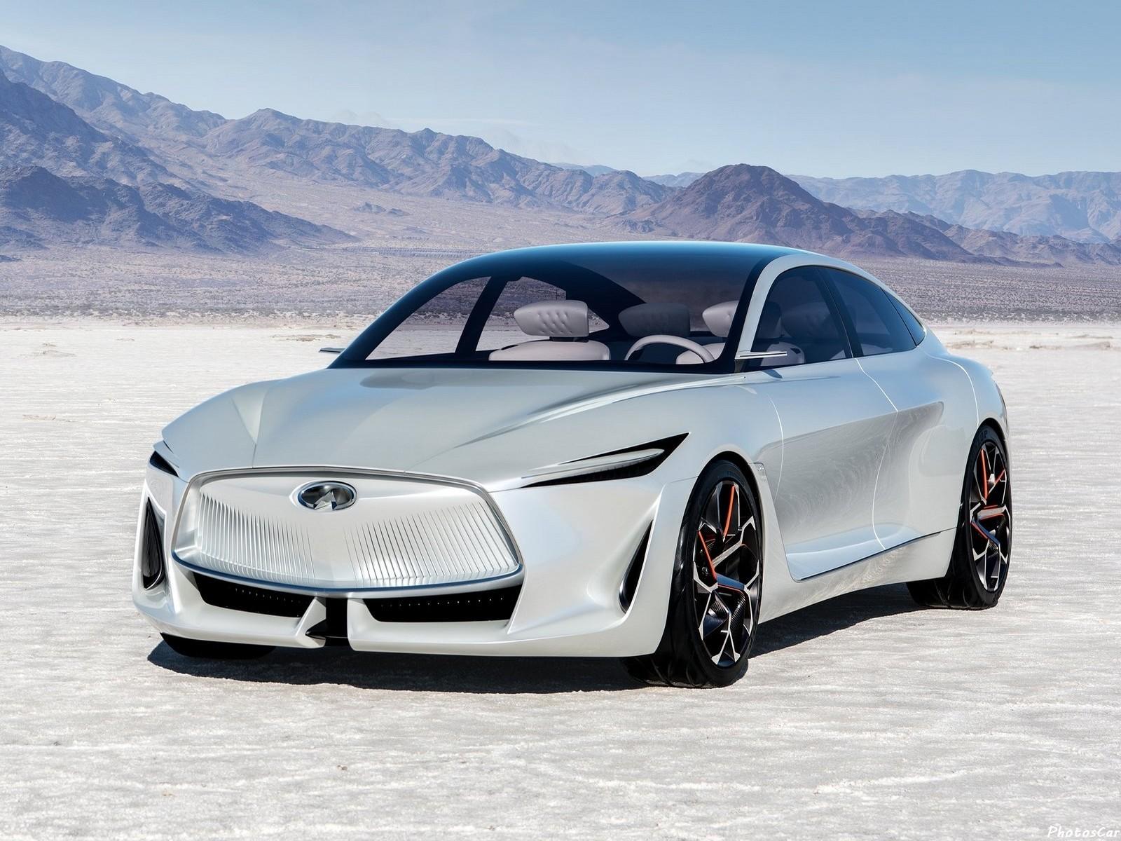 Infiniti Q Inspiration Concept 2018 inspire la future gamme de voitures.