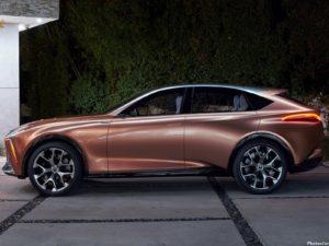 Lexus LF-1 Limitless Concept 2018