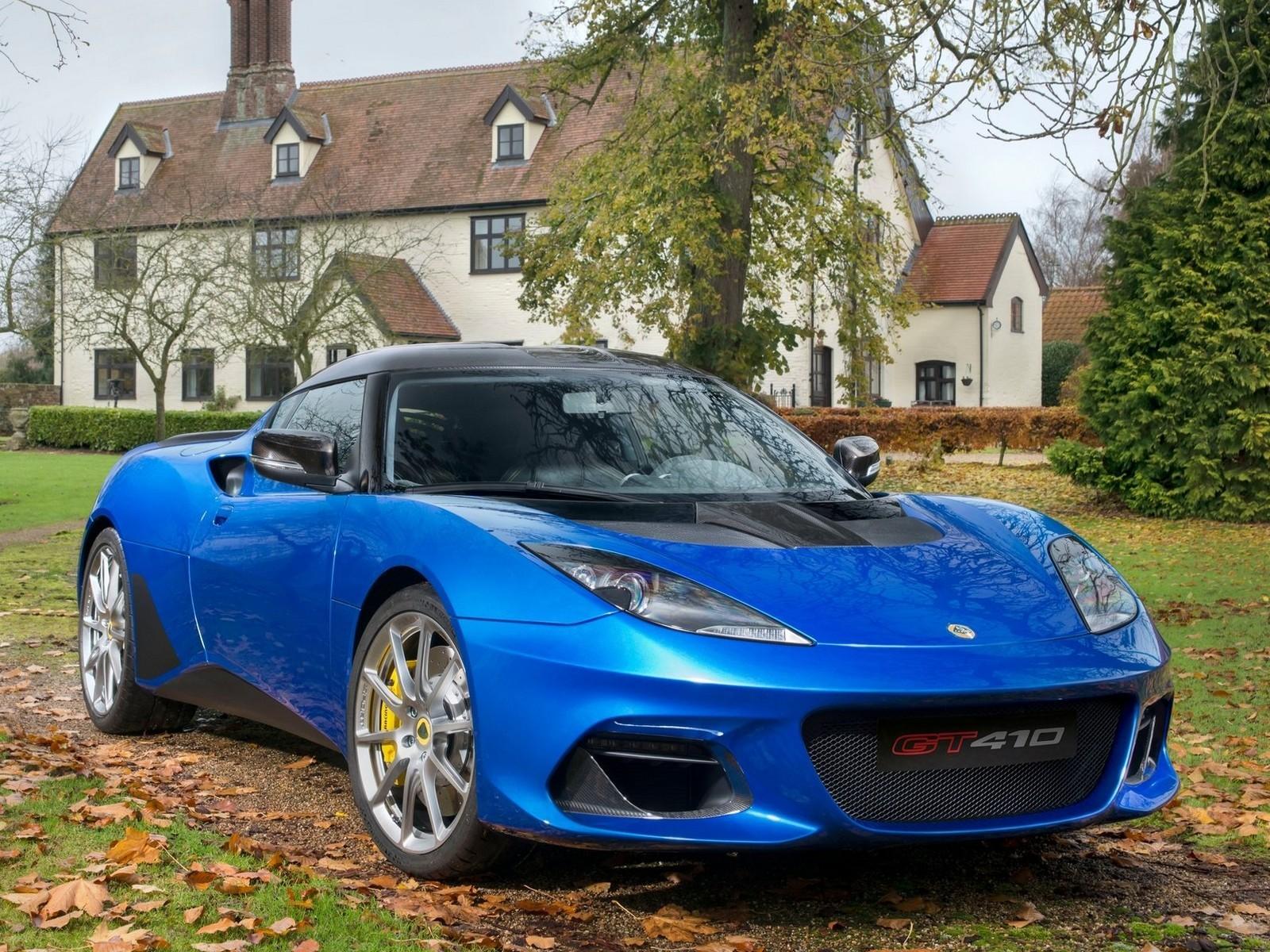Lotus Evora GT410 Sport (2018)