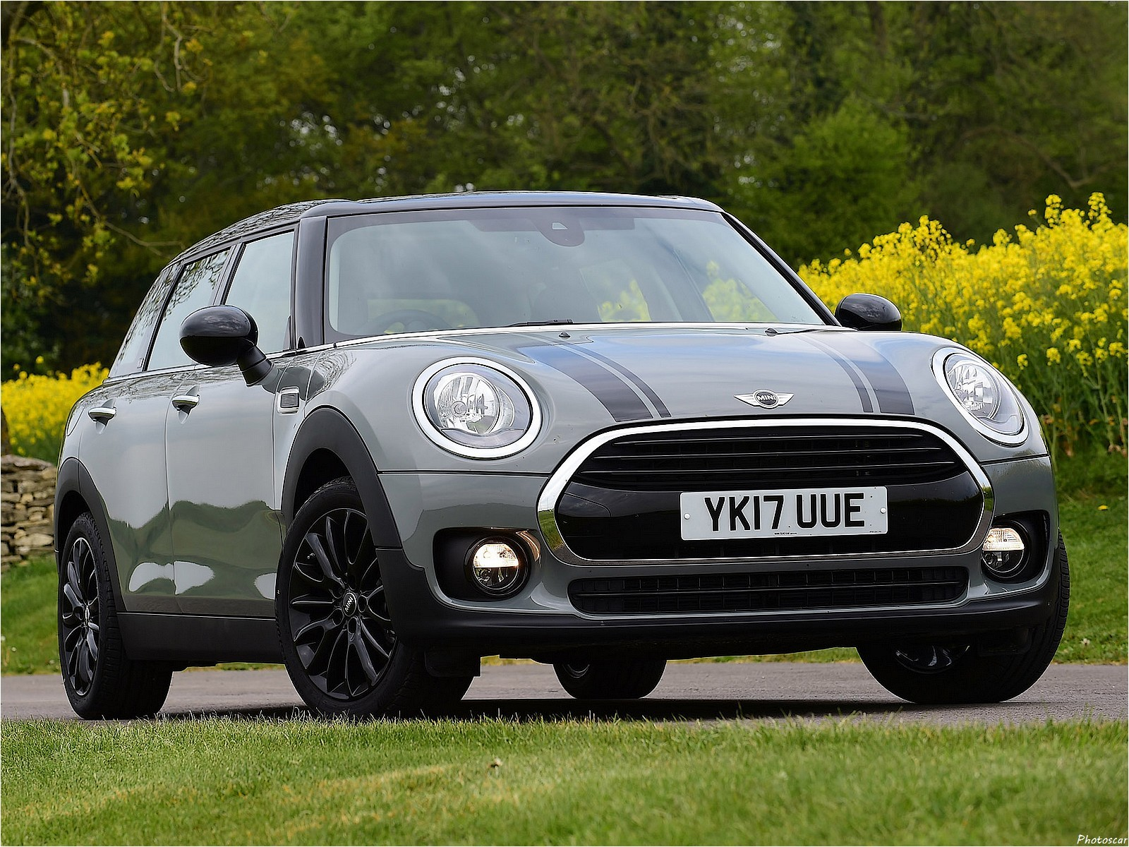 MINI Cooper Clubman Black Pack 2017