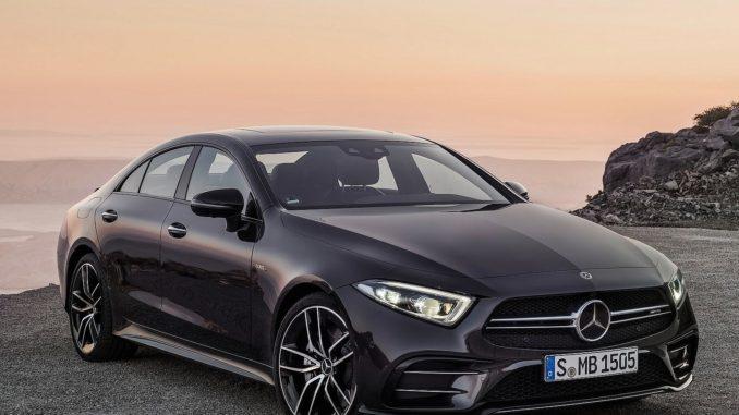 Mercedes AMG CLS 53 2019 - 01
