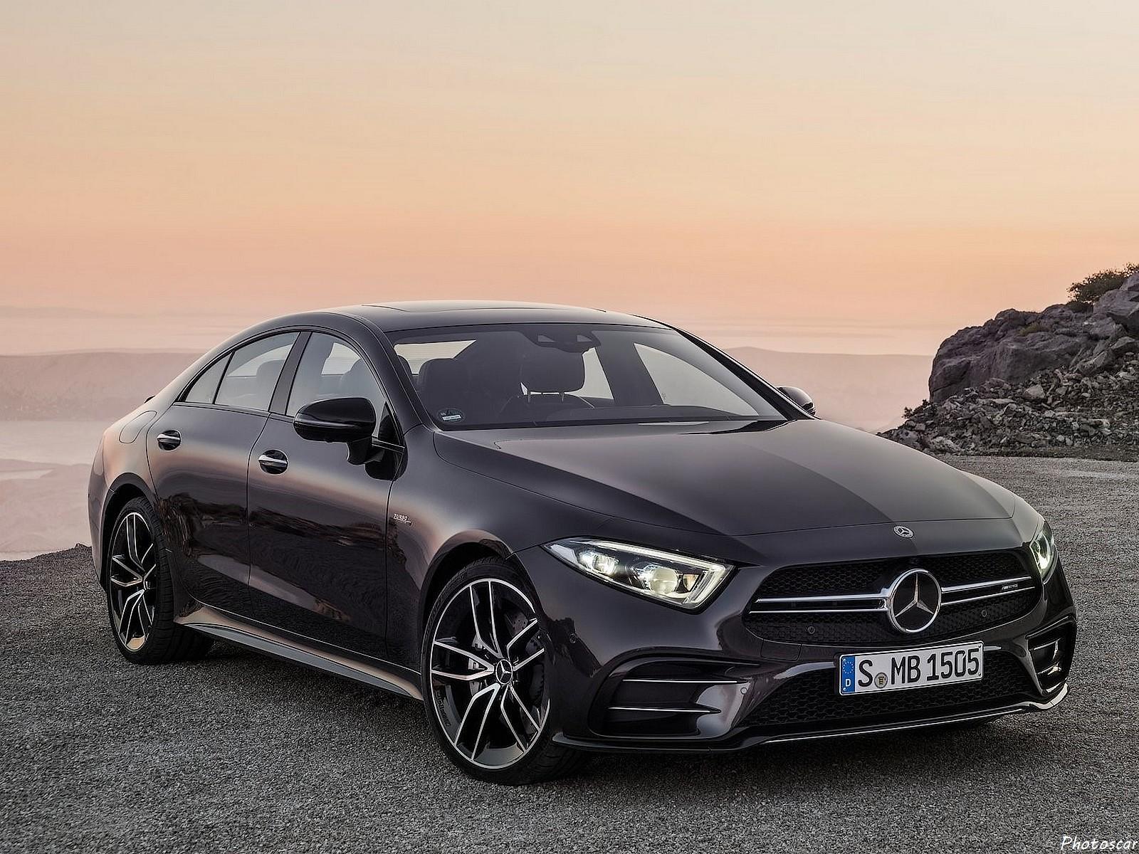 Mercedes AMG CLS 53 2019: Intérieur luxueux et des sièges sur mesure