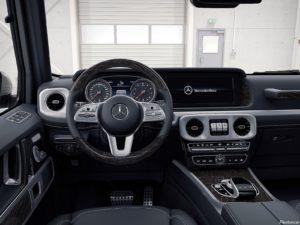 Mercedes G-Class 2019