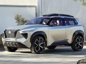 Nissan Xmotion Concept 2018