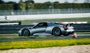 Porsche 918 Spyder 2018 - Edo Competition