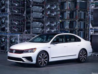 Volkswagen Passat GT Version US 2018