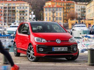 Volkswagen Up GTI 2018