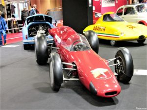 Abarth 2000 Monoplace 1965 - Rétromobile 2018