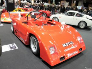 Abarth Osella 2000 Spider Prototype 1972 - Rétromobile 2018