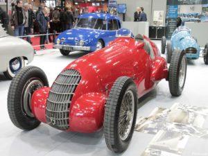 Alfa Romeo Typa 308 1938 - Rétromobile 2018