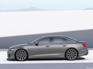 Audi A6 2019 - Coté