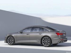 Audi A6 2019 - Face arrière