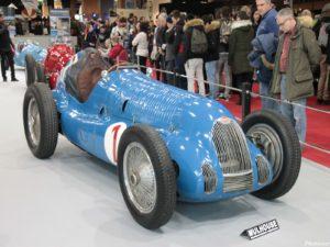 Bugatti Type 59/50 B de 1939 - Rétromobile 2018