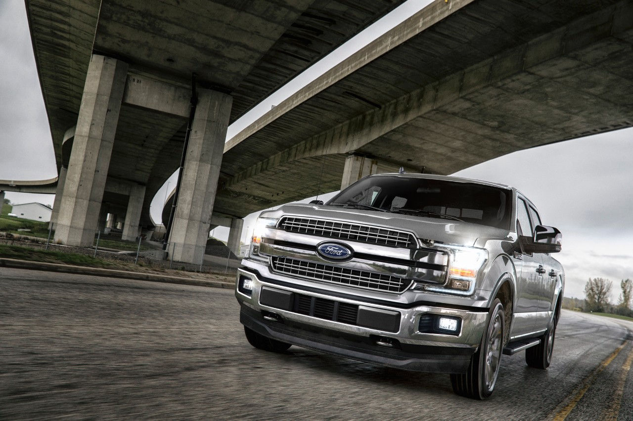 Ford F150 2018