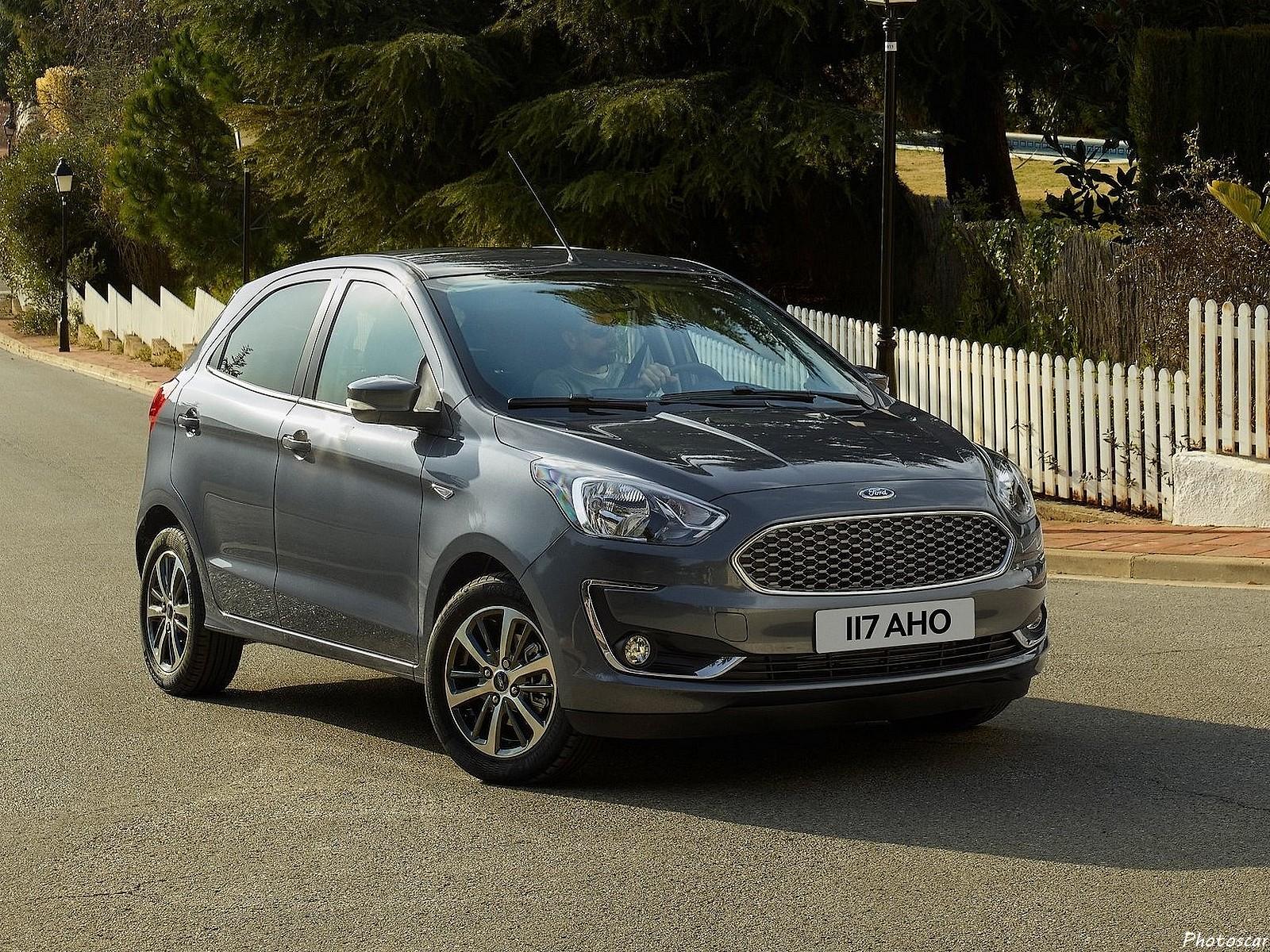 Ford Ka Plus 2019: Découvrez une voiture pratique et élégante