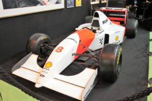 McLaren MP4-4 1988 - Rétromobile 2018