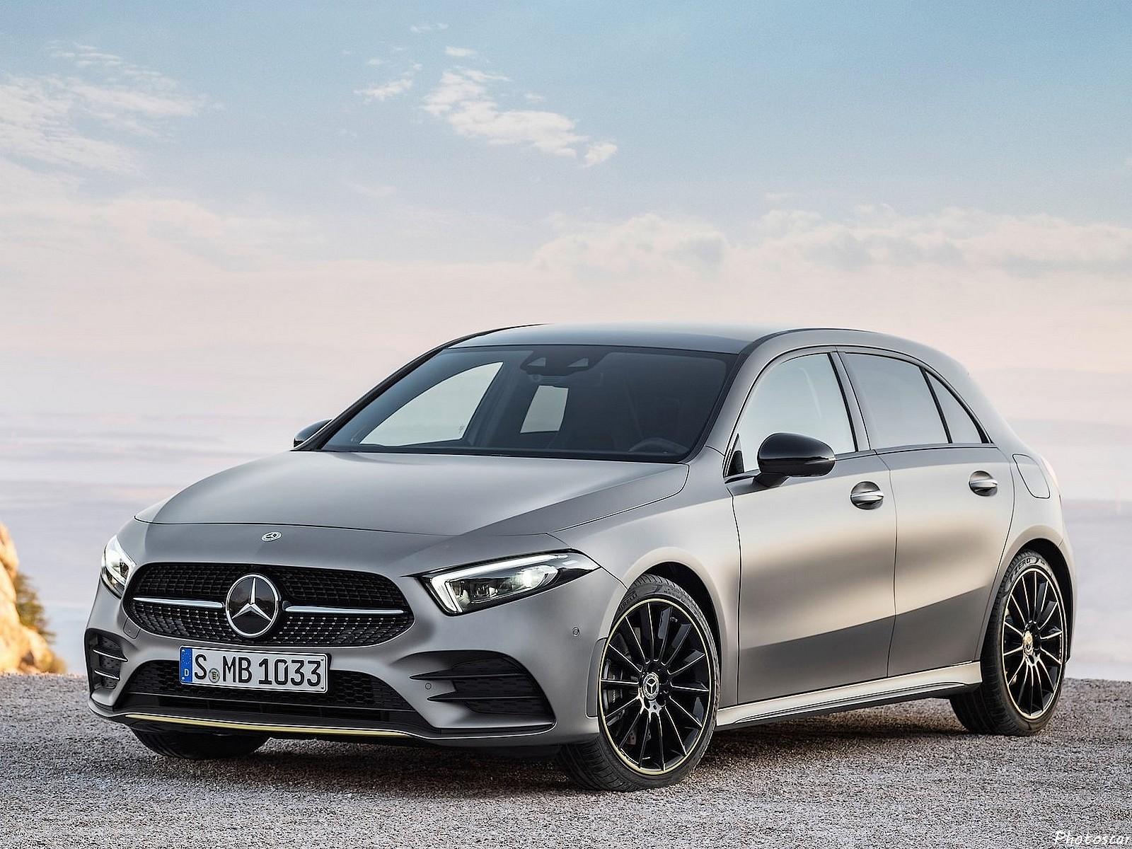 Mercedes A-Class 2019: reconfiguré comme un compact – Photoscar