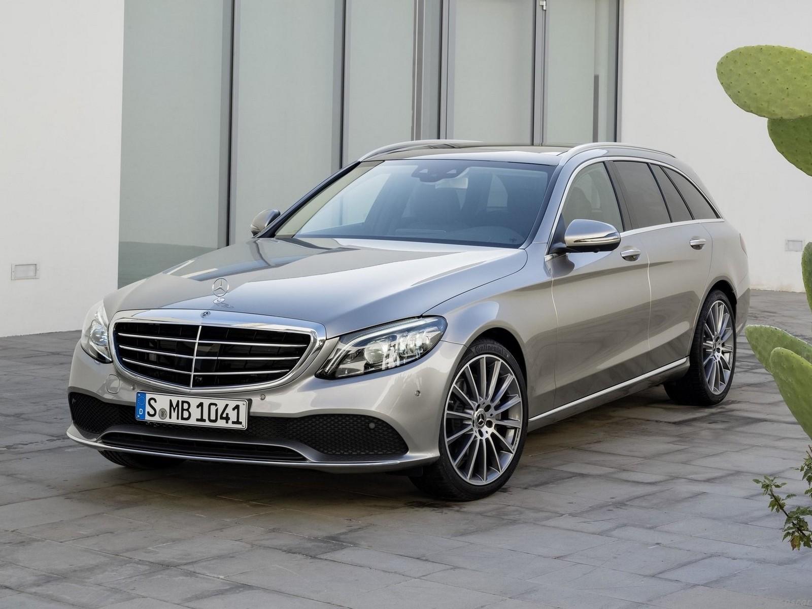 Mercedes Classe C Estate 2019 - 01