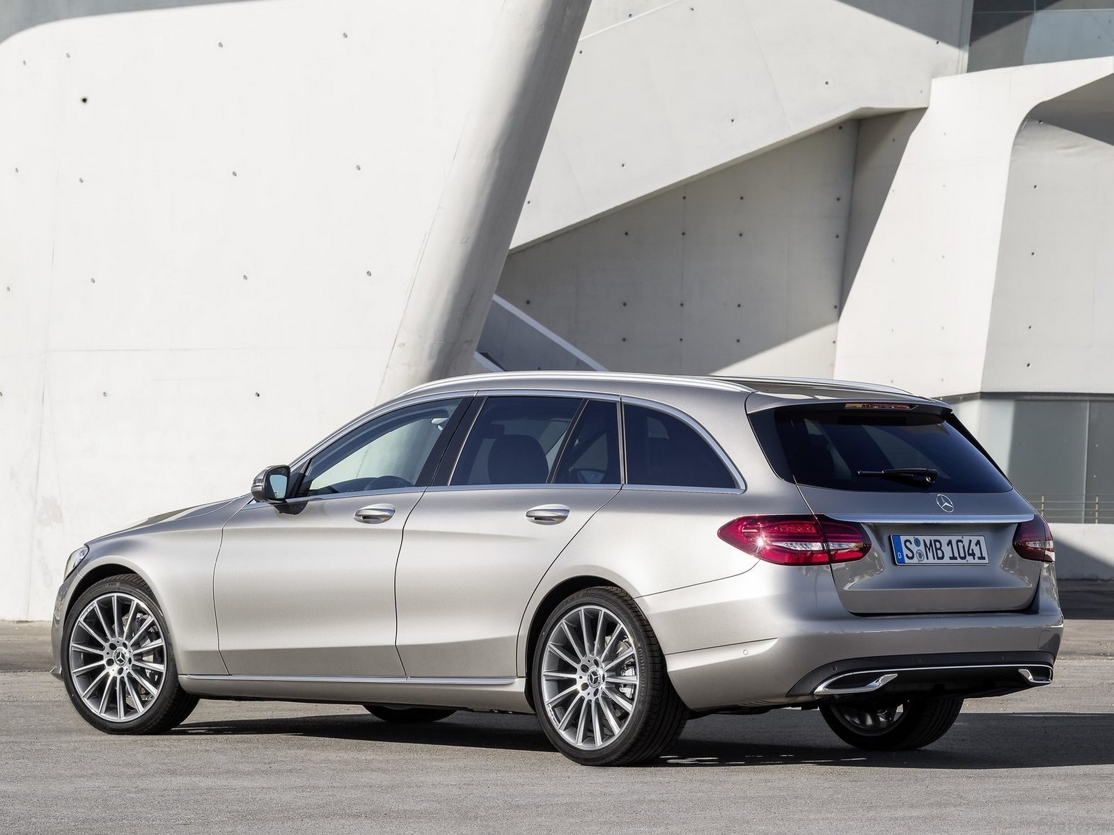Mercedes Classe C Estate 2019 - 02