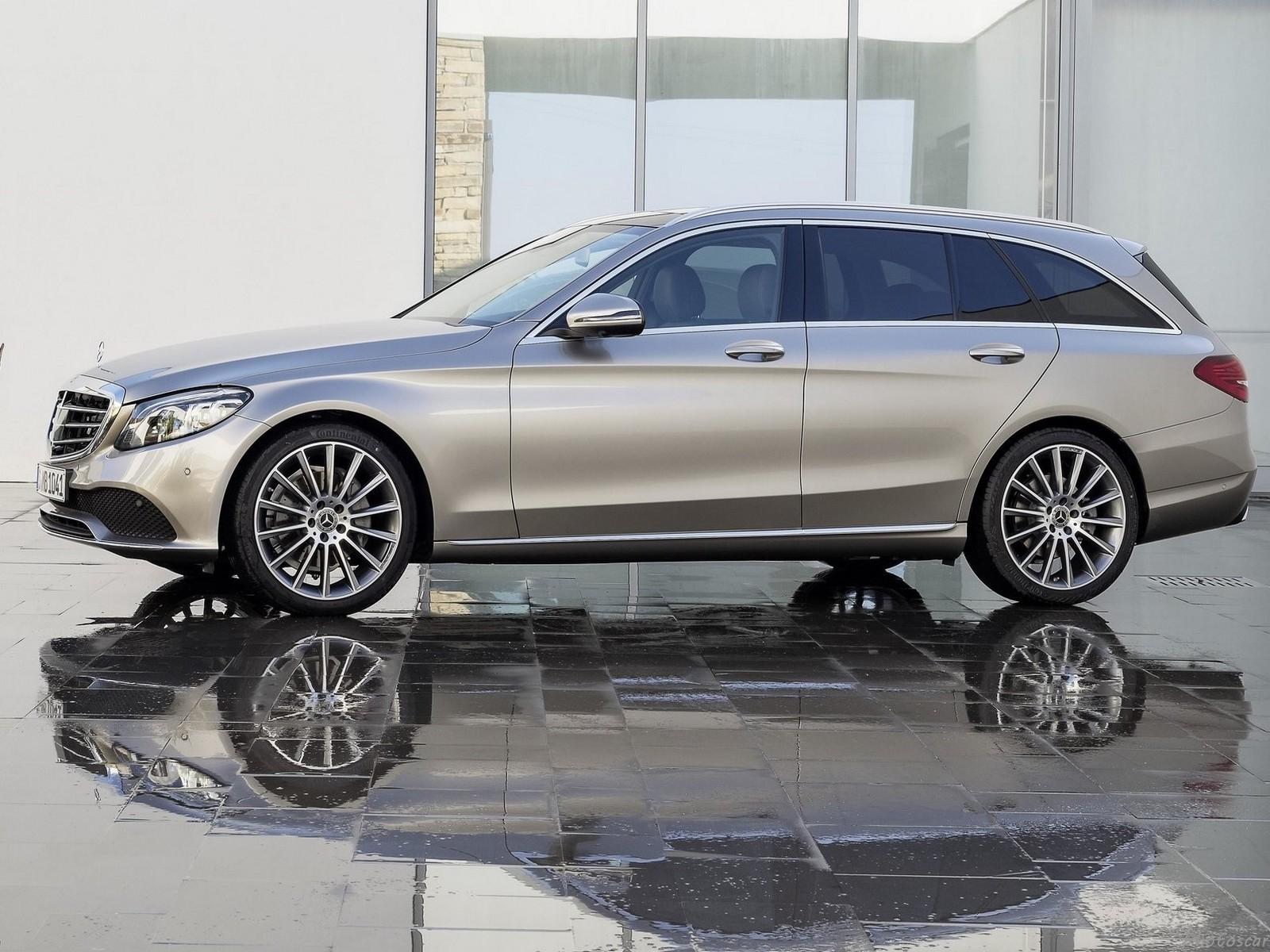 Mercedes Classe C Estate 2019 - 03