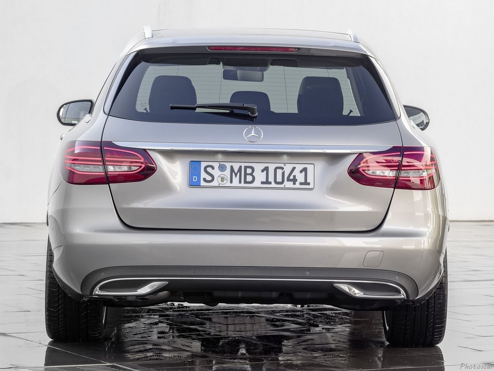 Mercedes Classe C Estate 2019 - 05