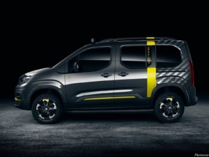 Peugeot_Rifter_4x4 Concept 2018