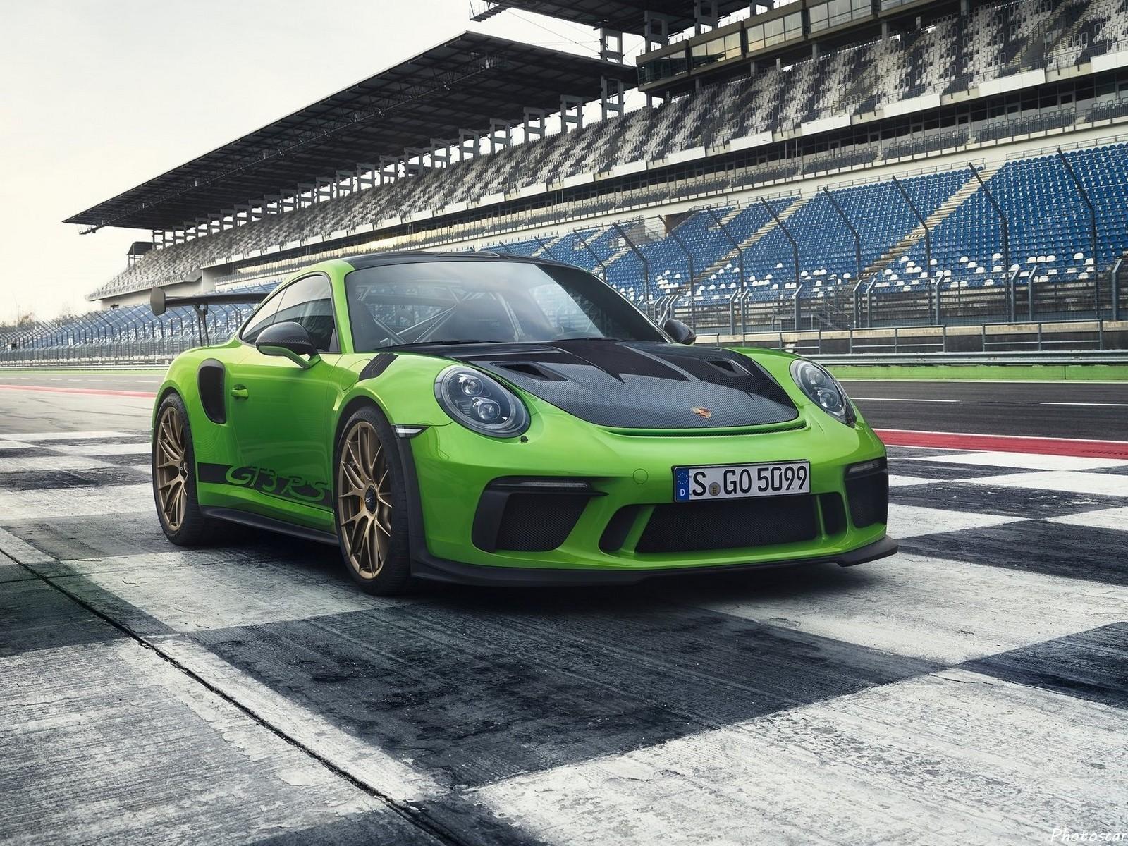 Porsche 911 GT3 RS 2019: Aérodynamique inspirée de la course