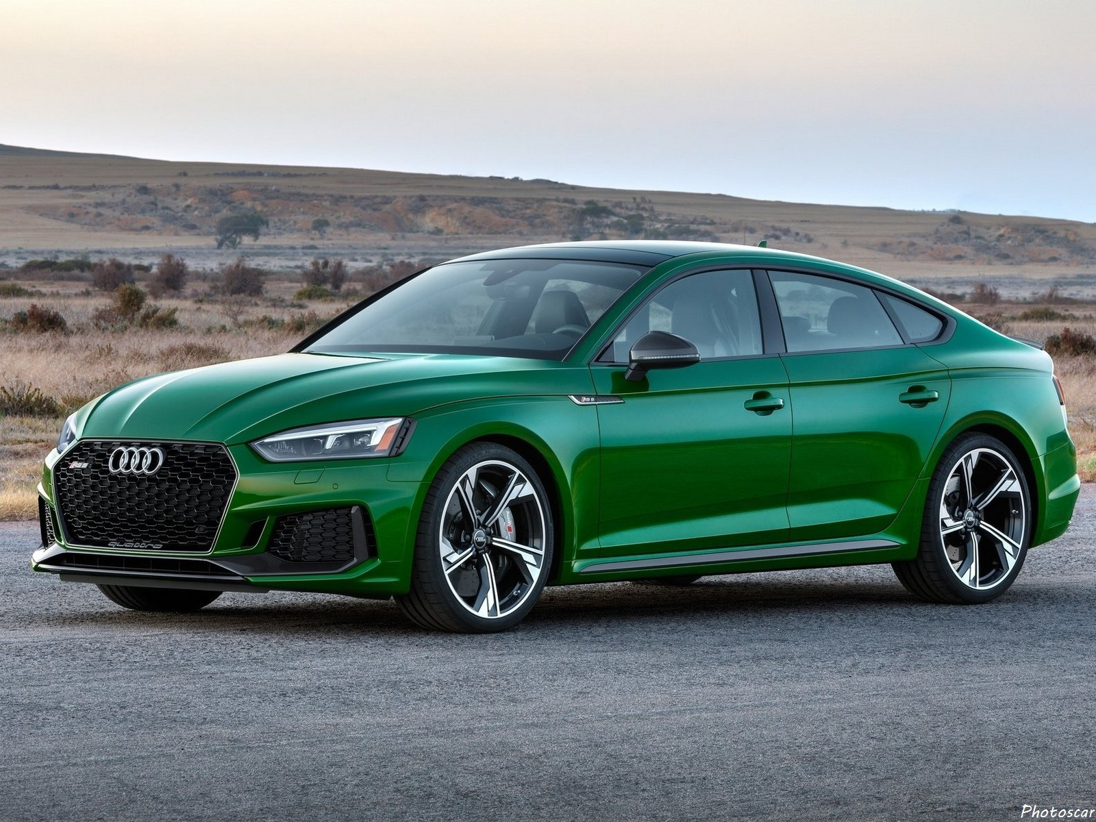 Audi RS5 Sportback 2019: Une berline à cinq portes de 444 chevaux