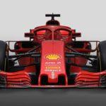 Ferrari SF71H 2018