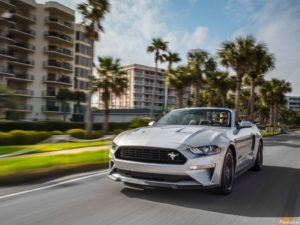 Ford Mustang California Special 2019