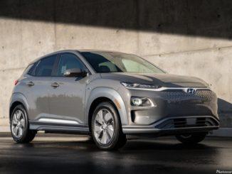 Hyundai Kona Electric 2019 US