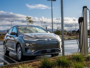 Hyundai Kona Electric US 2019