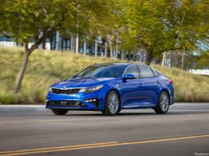 Kia Optima 2019 US