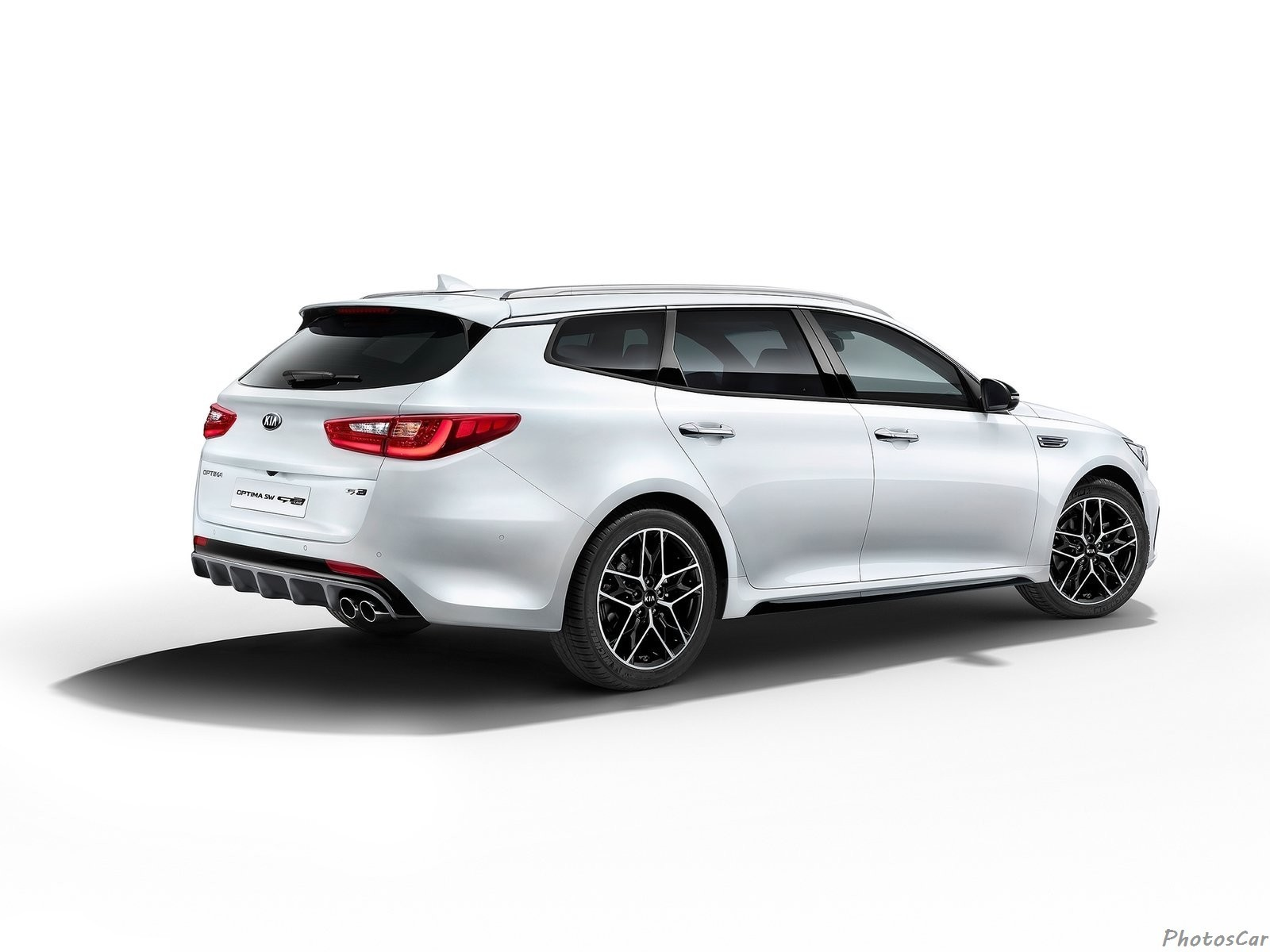 Kia Optima Sportswagon EU Version 2019